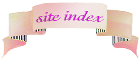 Banner graphic with title indicating site index