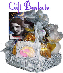 photograph of gift basket